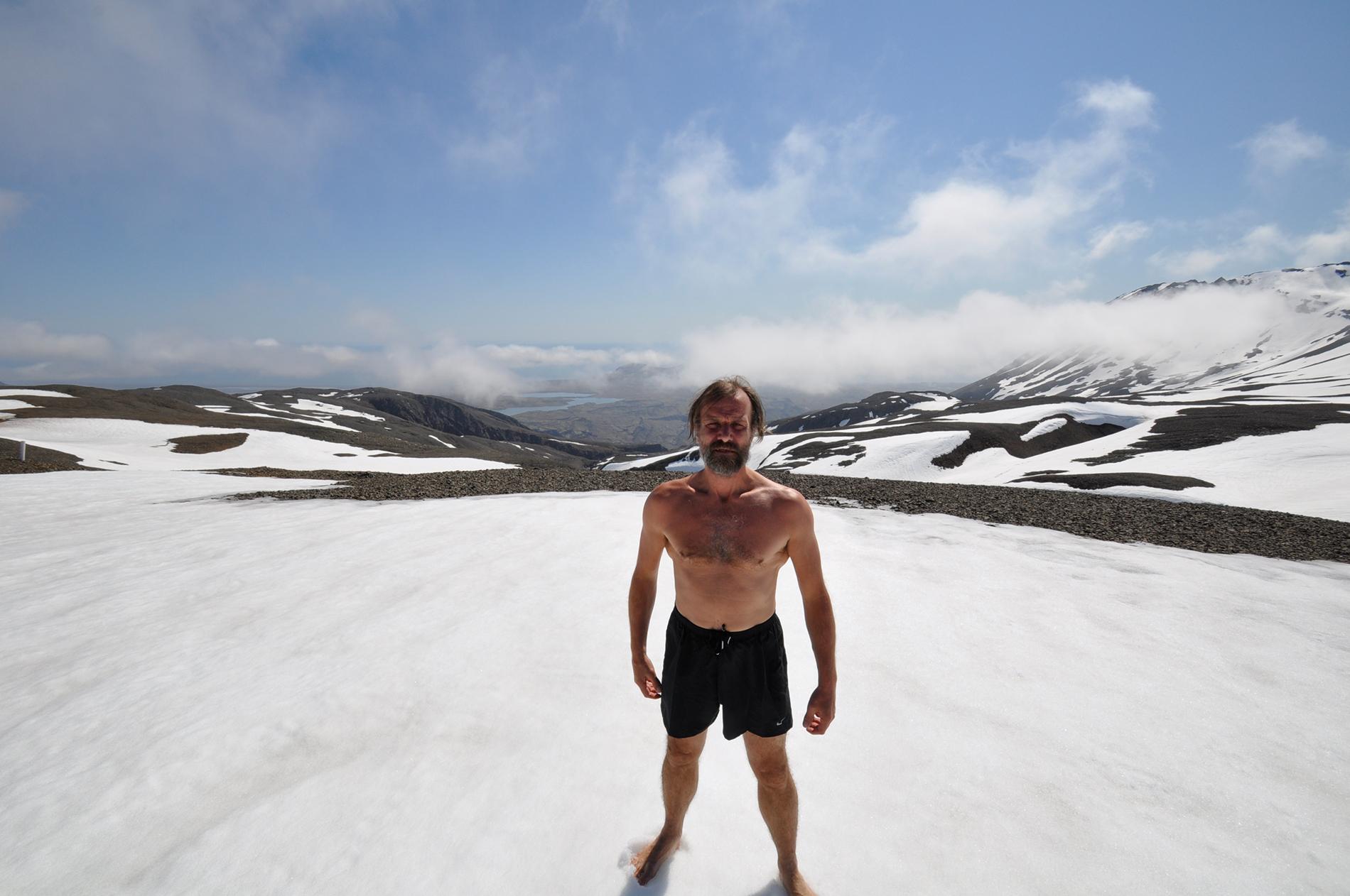 Mount Everest In Shorts - Wim Hof