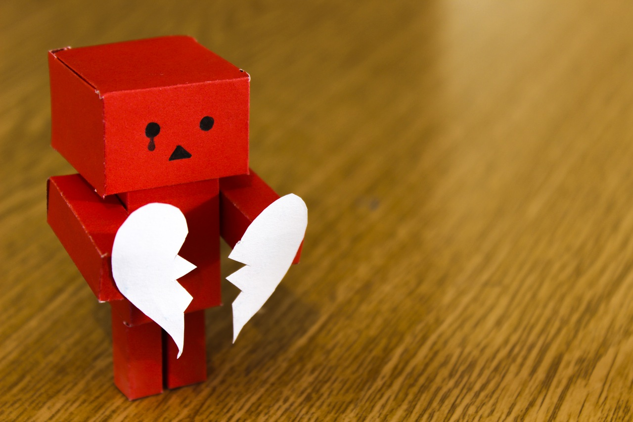 How It Feels To Have Your Heart Broken