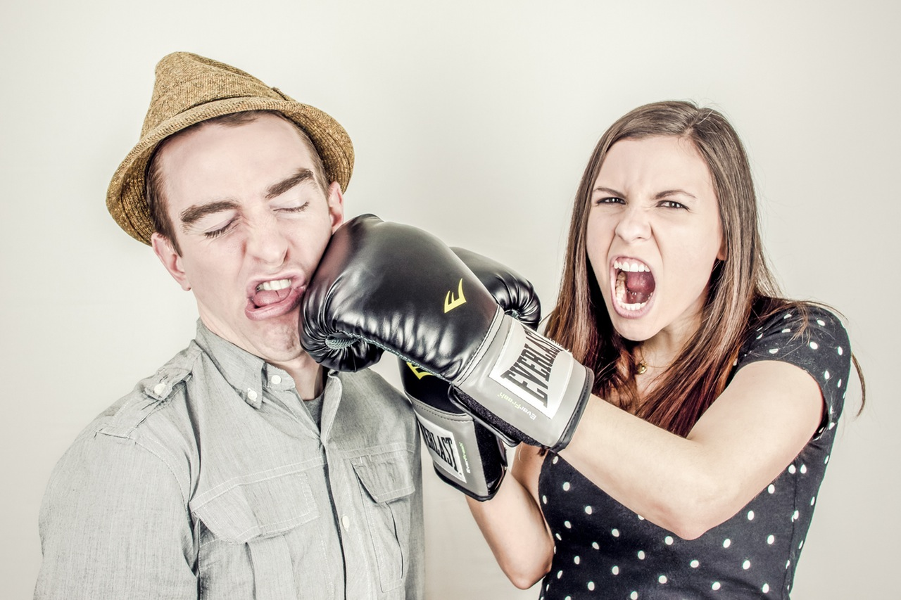 How Anger Can Be A Good Thing After A Breakup