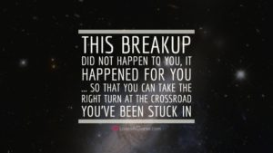 This Is Why Your Breakup Happened